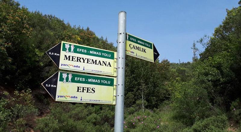 Meryem Ana - Efes Parkuru