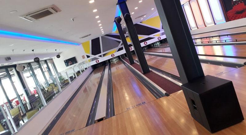 Venüs Bowling ve Eğlence Merkezi