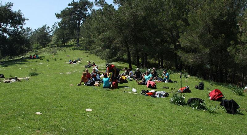 Barutçu - Zeytinköy Parkuru