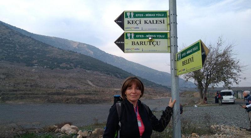 Belevi - Keçi Kalesi - Barutçu Parkuru