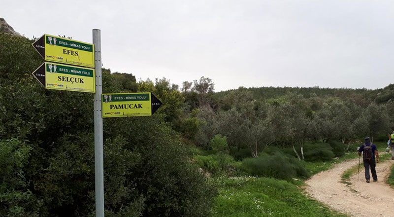 Selçuk - Efes - Pamucak Parkuru